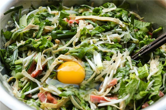 河南菜馍的简单做法