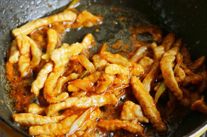 青椒炒肉丝怎么做