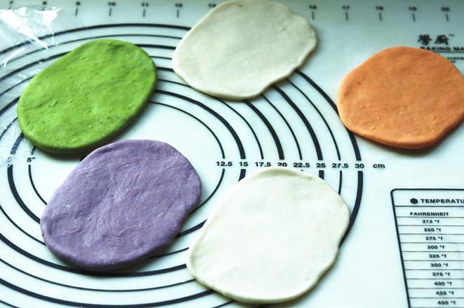 彩虹煎饺的家常做法