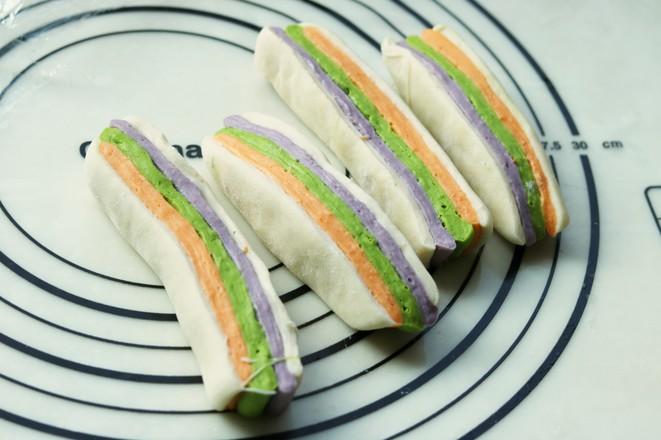 彩虹煎饺怎么吃