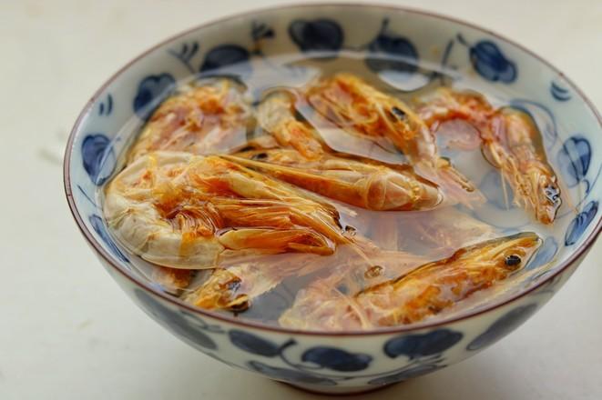 虾干炒冬瓜的做法图解