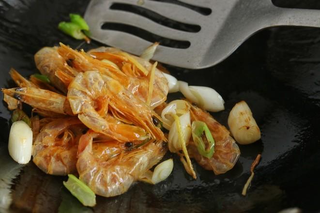 虾干炒冬瓜怎么吃
