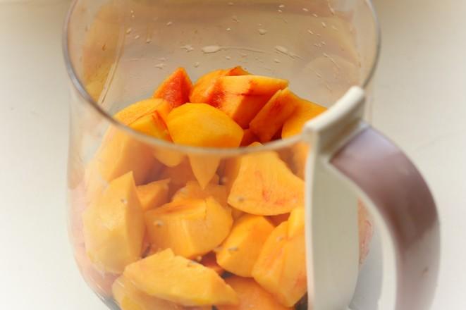 黄桃糖水的家常做法