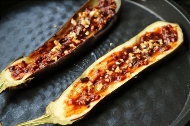 韩式酱烤茄子怎么煮