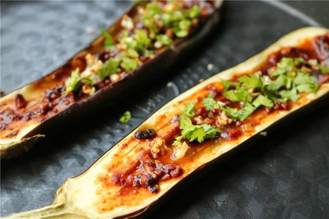 韩式酱烤茄子怎么炖