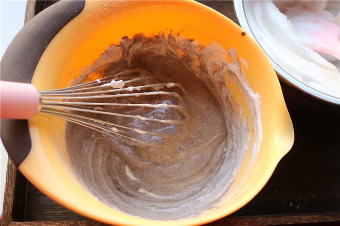 黑米粉戚风蛋糕怎么煮