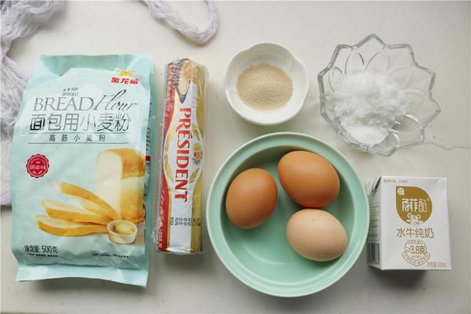 奶黄馅小餐包的做法大全