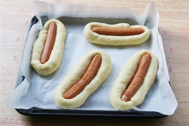 热狗面包怎么炖