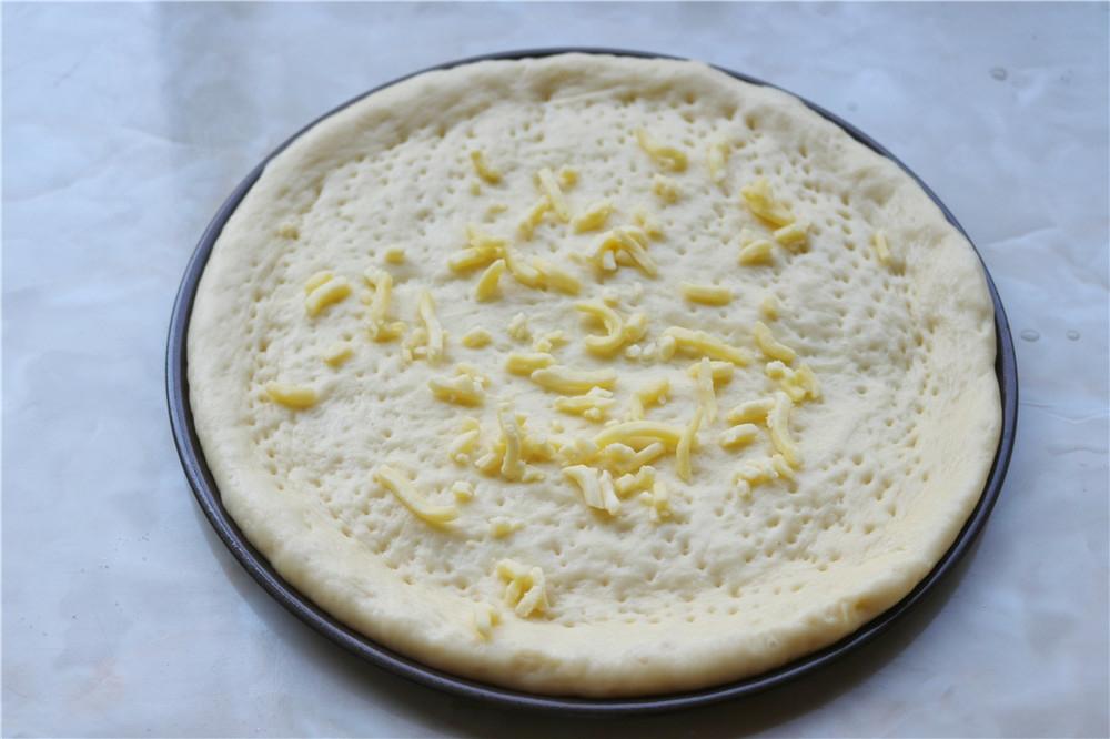 榴莲披萨怎么吃