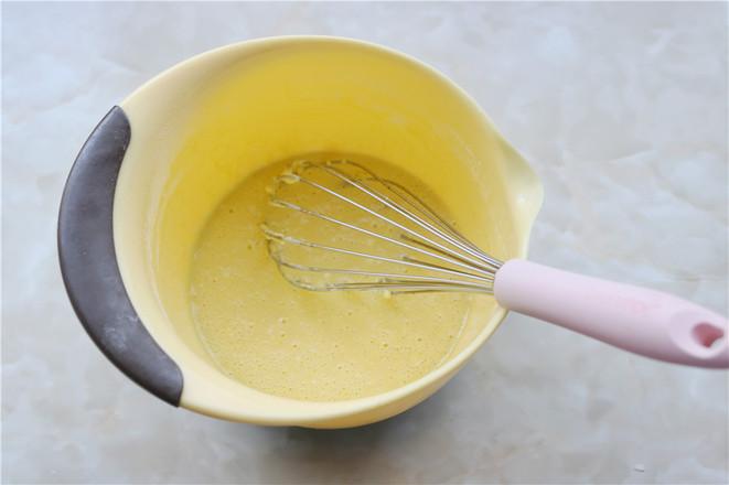 松软不失败的椰香戚风蛋糕的步骤