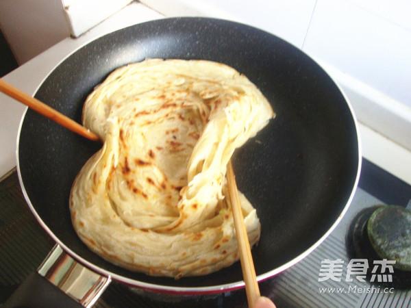 千层葱油饼怎样煮