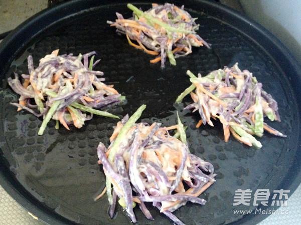 紫土豆饼怎么炖