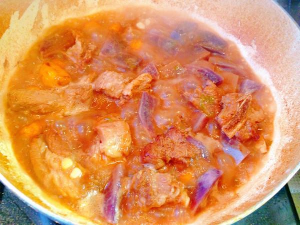 板栗土豆烧排骨怎么炒