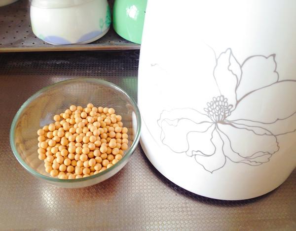 黄豆豆浆的做法大全