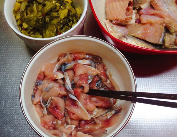 酸菜鱼的家常做法