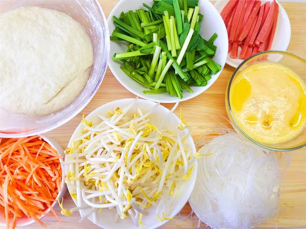 春饼卷合菜怎么煮