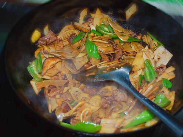 春笋炒肉怎么做