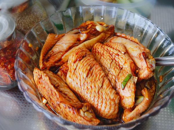 香辣烤翅的做法图解