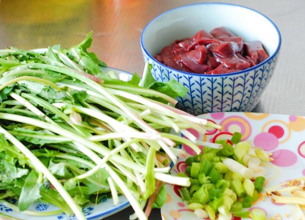 蒲公英猪肝汤的做法大全