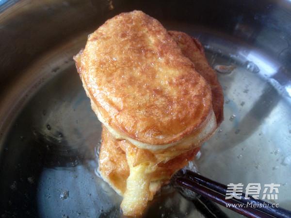 鸡蛋煎馒头片怎么煮