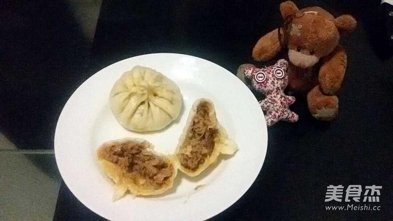 猪肉酸菜包子、蒸饺怎么炖