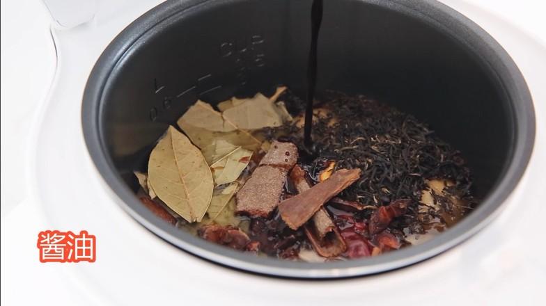 电饭煲五香茶叶蛋的家常做法
