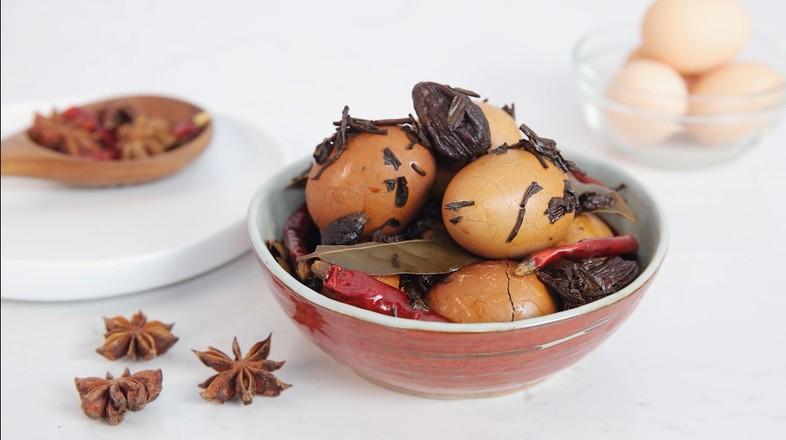 电饭煲五香茶叶蛋怎么吃