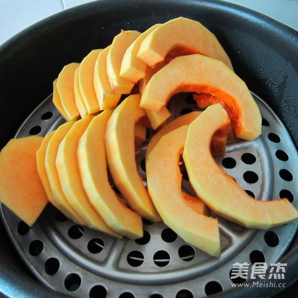 葱香南瓜饼的做法图解