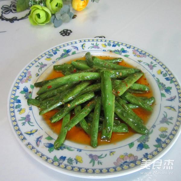素炒四季豆怎么煮