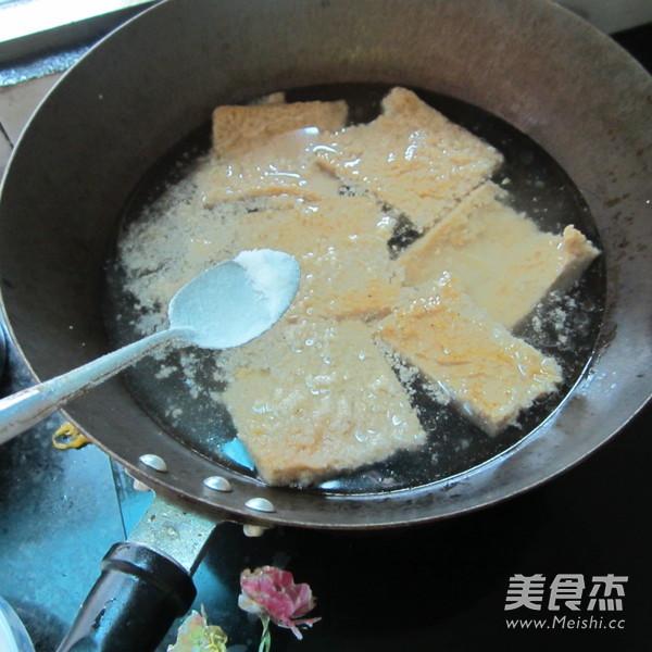韭菜豆腐渣怎么做