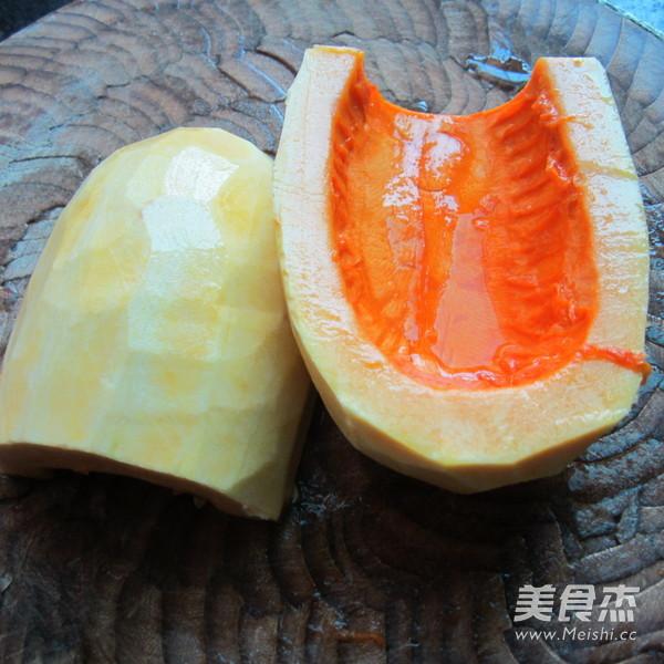 葱香南瓜饼的做法大全