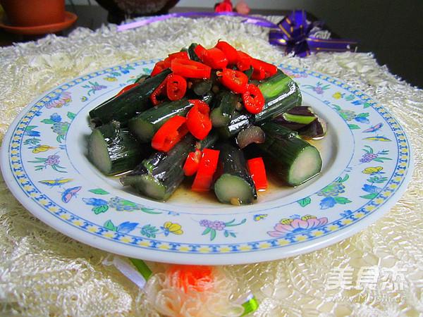 清炒红菜苔怎么炒