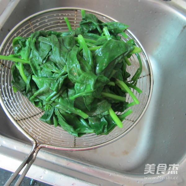 凉拌蒜香藤菜怎么做