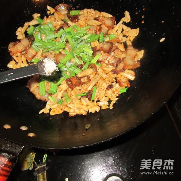 萝卜干炒腊肉怎么煮