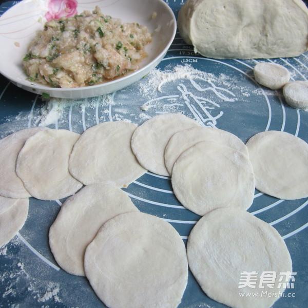 猪肉白菜饺子的简单做法