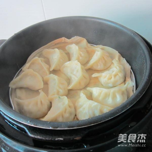 猪肉白菜饺子怎么炖