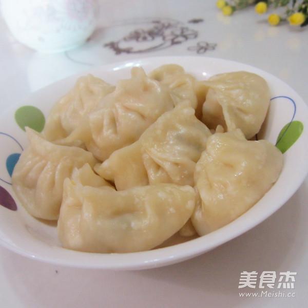猪肉白菜饺子怎么煸