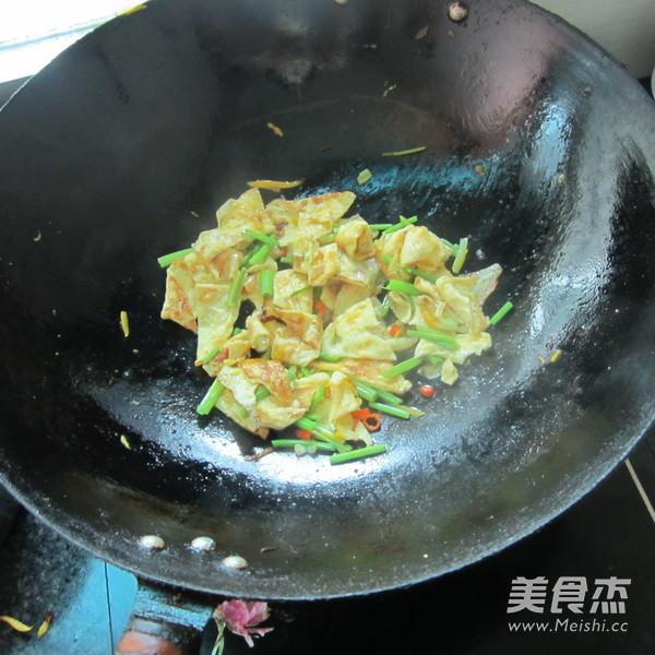 芹菜炒蛋怎么煮