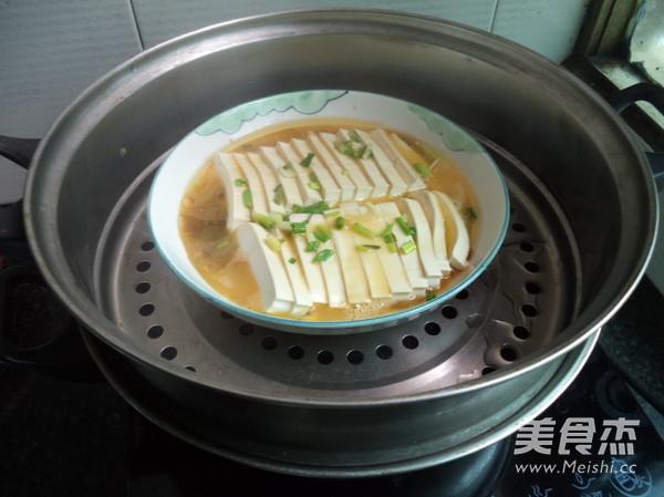 豆腐蒸蛋怎样煸