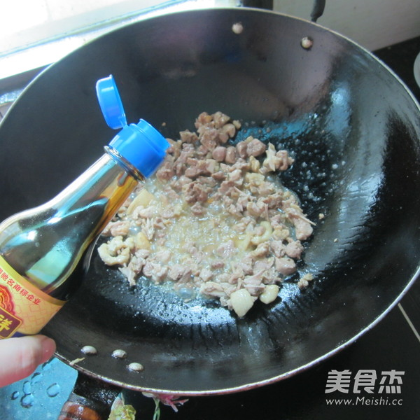 姜丝鸭怎么煮