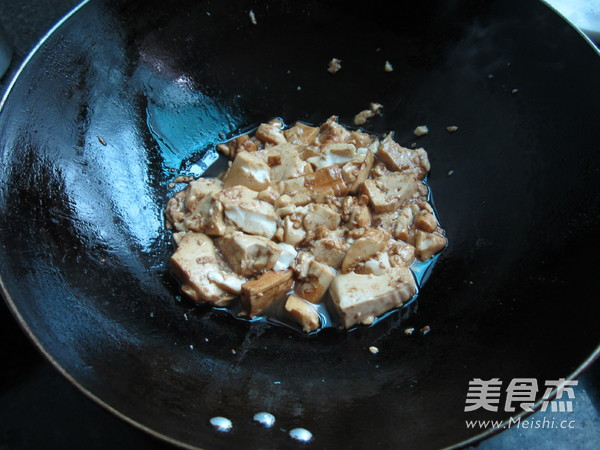 葱烧豆腐怎么炖