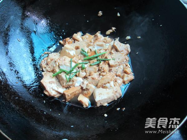 葱烧豆腐怎么煸