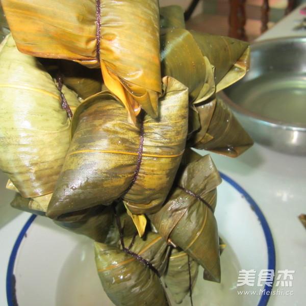 红豆粽子怎么炒
