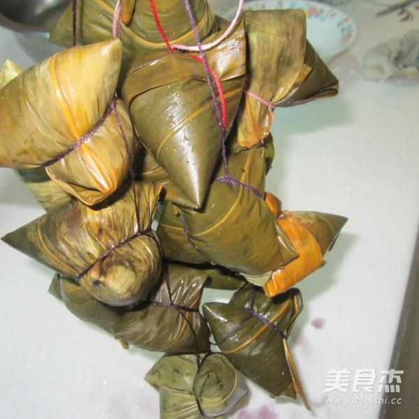 红豆粽子怎么煮