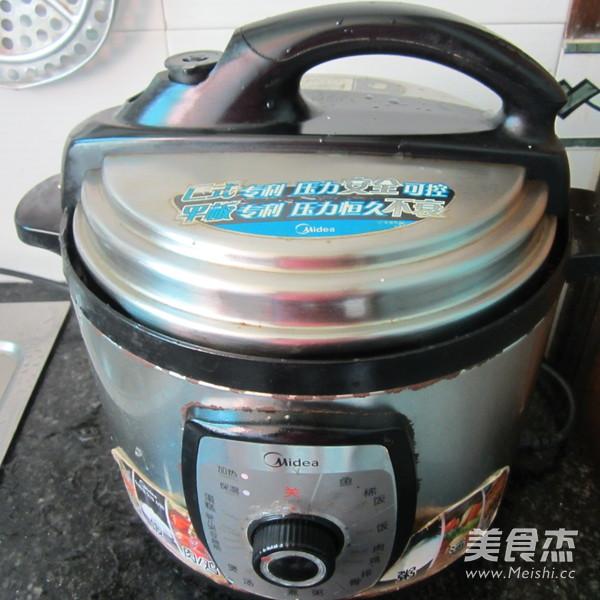 红豆粽子怎么煸