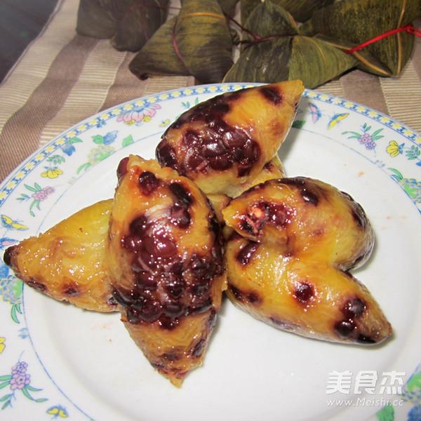 红豆粽子怎样做