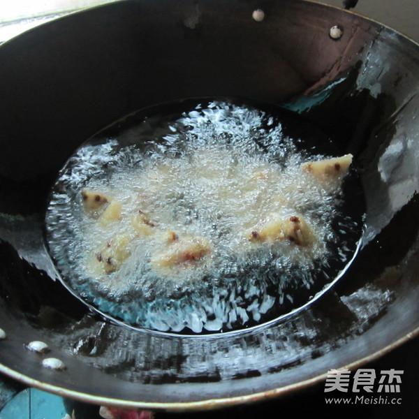 香炸粽子怎么吃
