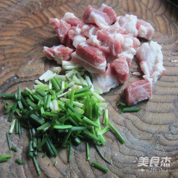 葱香猪肉糯米粽的做法图解