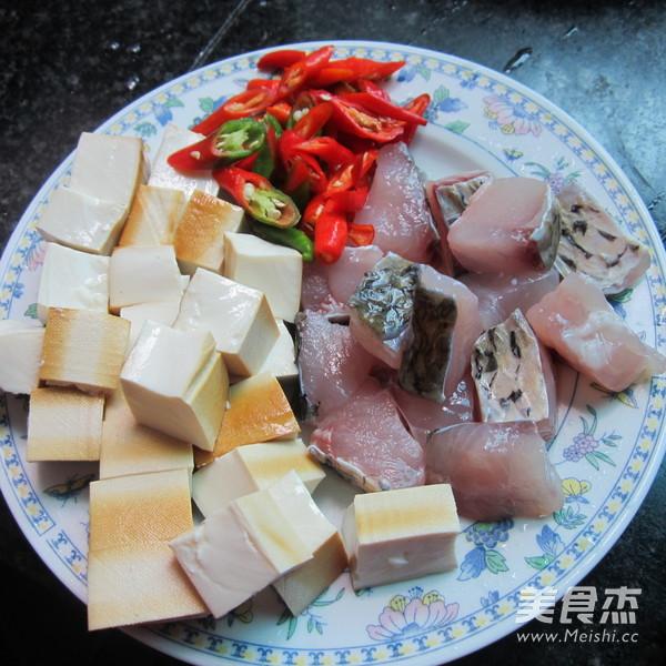 豆腐丁煮鱼的做法大全
