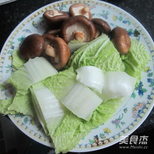 白菜煮香菇的做法大全